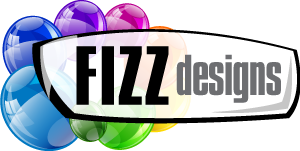 FIZZ designs logo