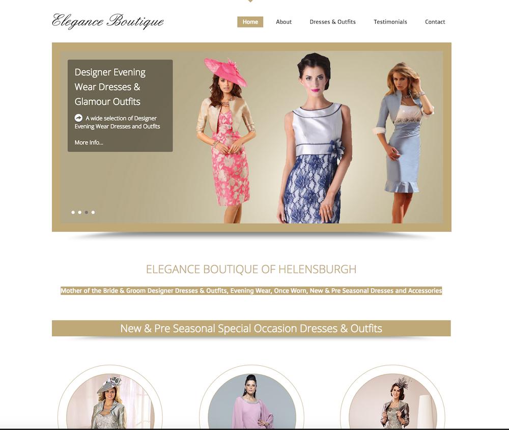 Elegance Boutique Helensburgh