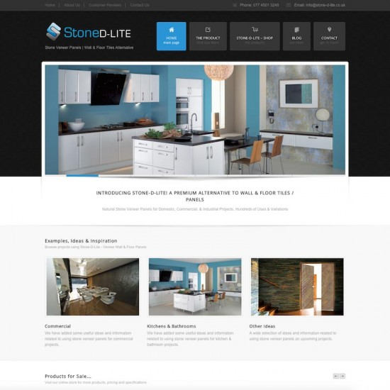 stone-website-design