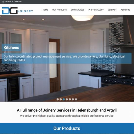SEO Website Designers in Argyll & Bute