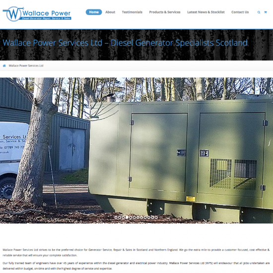 SEO Website Designers in Greenock