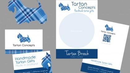 Logo Design, Business Cards, A6 Cards