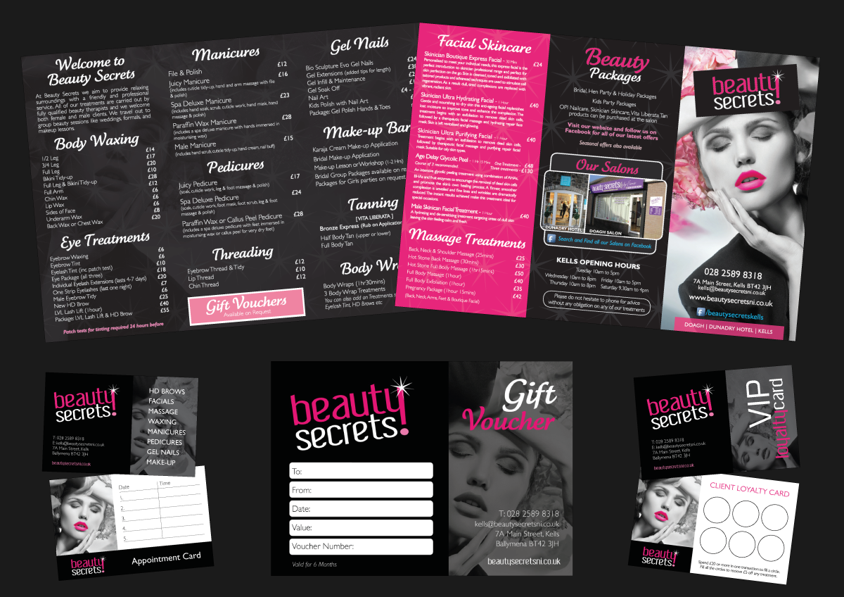 Beauty Salon Design and Marketing