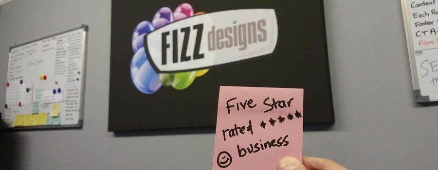 Google 5 Star Rated Business