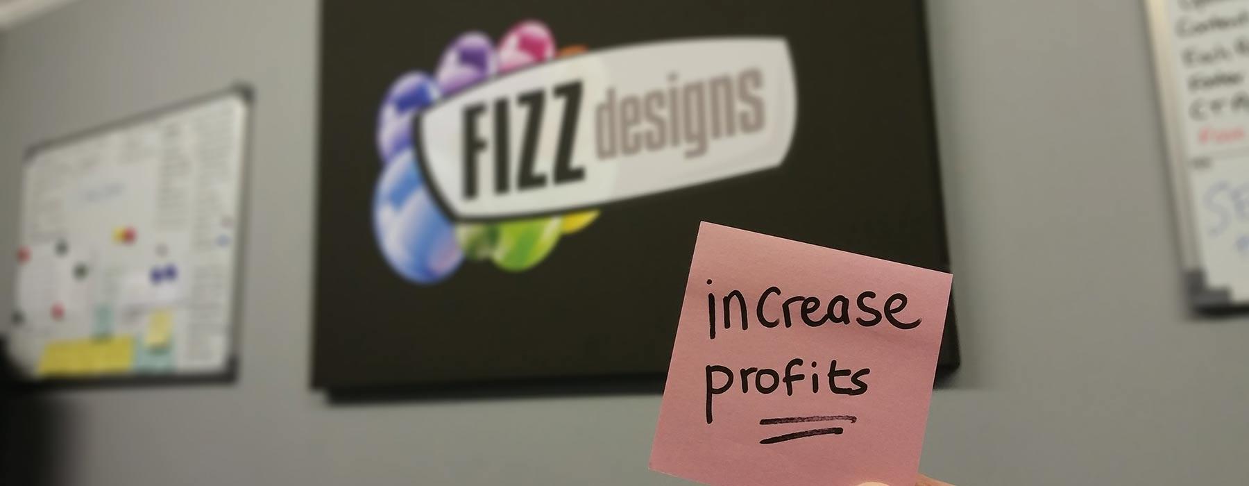 Increase Profits with FIZZ Internet Marketing