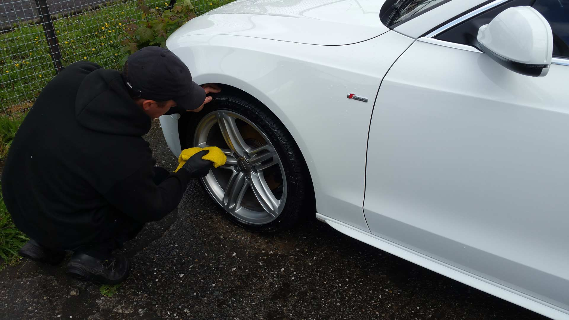 Mobile Car Valeting Glasgow