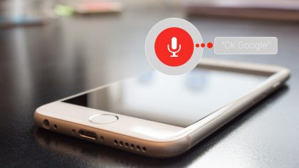 SEO for Google Voice Search by FIZZ in Glasgow